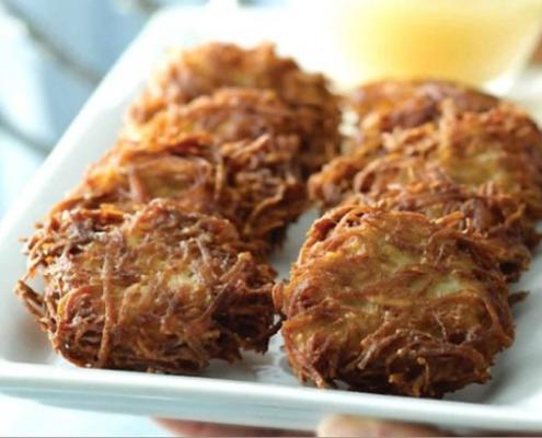 Latkas Recipes: Fear of Frying Therapy! Kugel and all Variations. Gluten-Free Friendly