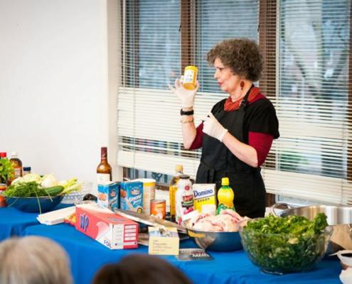 levana-queen-of-spelt-cooking-demo
