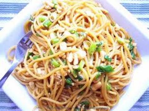 Cold-Dressed Noodles, Yibin-Style Recipes — Dishmaps