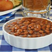 Country style baked beans