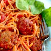 Spagheti-and-Meatballs-LevanaCooks