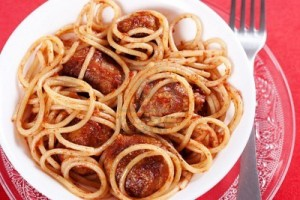 spaghetti-meatballs