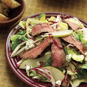 Steak-Salad-LevanaCooks