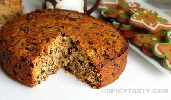 fruit cake recipe tropical fruit