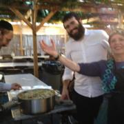 Our Chol Hamoed Sukkot Bash. Complete Menu and Recipes