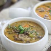 Beyond Cholent: Overnight Vegetable Soup Recipe