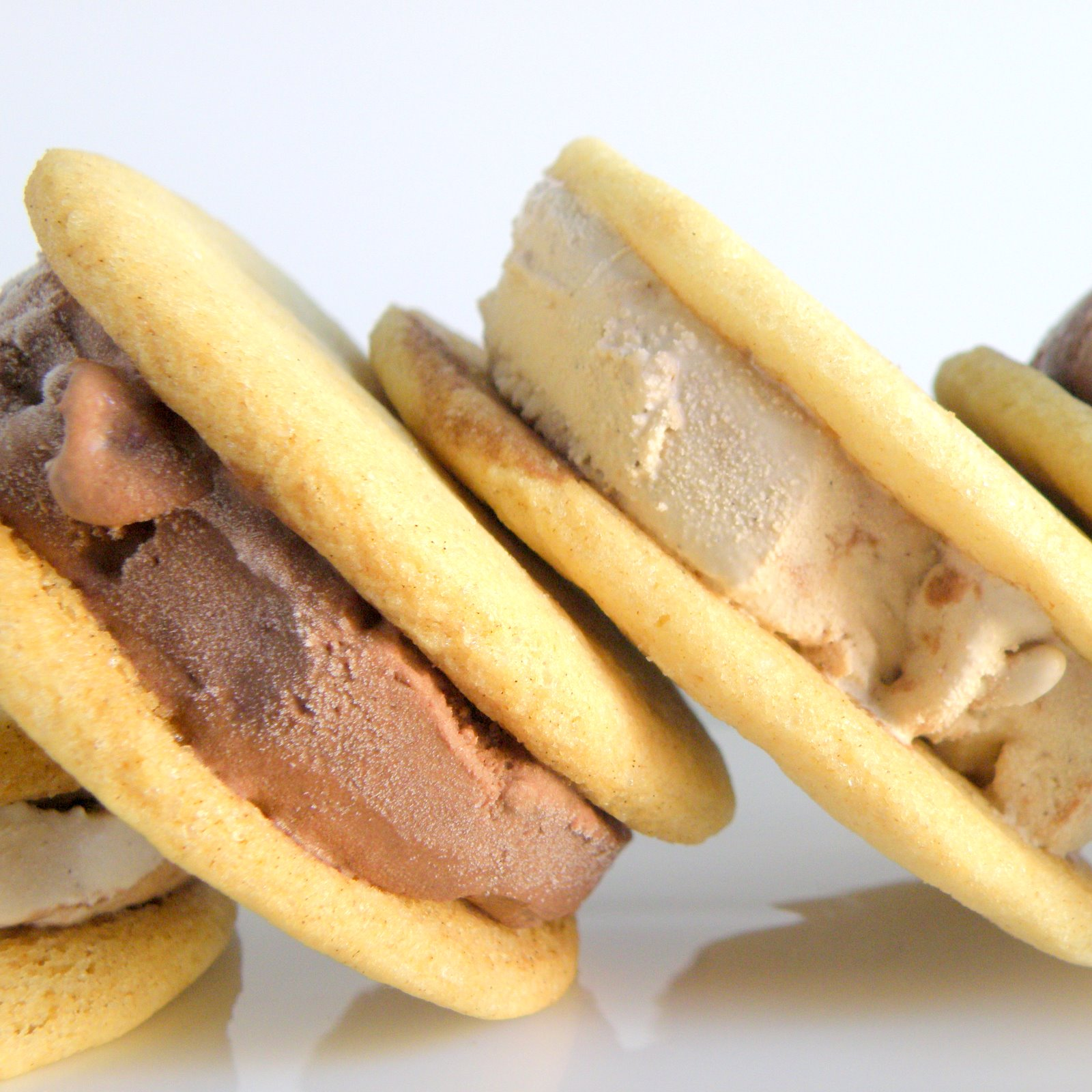 Sugar Cookies Recipe. Ice Cream Sandwiches Variation. Gluten-Free ...