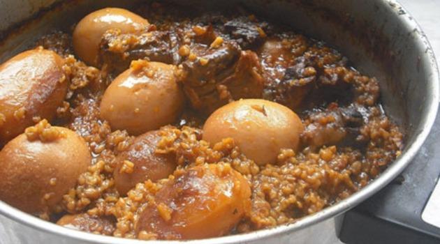 Cholent And All Variations Ashkenazi And Sephardi Recipe Levana Cooks