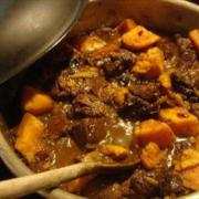 Beef Tajine with Lemon Oregano Sauce Recipe