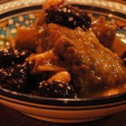 prune chicken