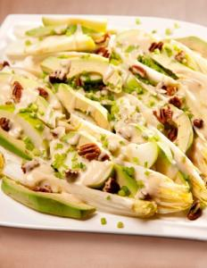 endives walnut salad