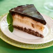 frozen chocolate coconut cake