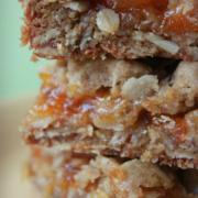 Apricot Oat Bar Recipe