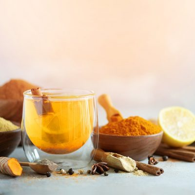 Turmeric Chai Mix