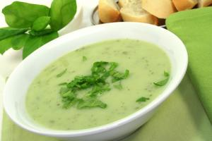 watercress soup