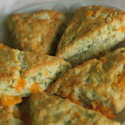 cheddar-dill-scones