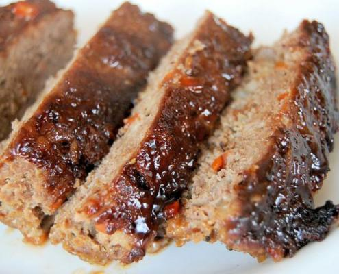 chinese meatloaf
