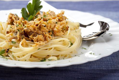 pasta tuna sauce