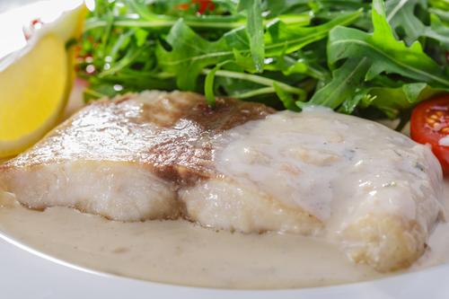 Fish In Tehina Sauce Recipe Levana Cooks
