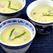 Chilled Corn Avocado Soup Recipe
