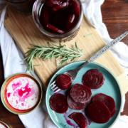 Quick Pickled Beets Recipe