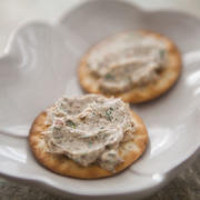 Sardines Spread (Rillettes) Recipe. Hand Roll Variation