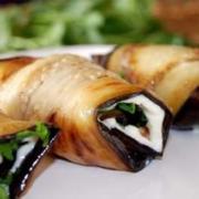 Eggplant Roulades Recipe