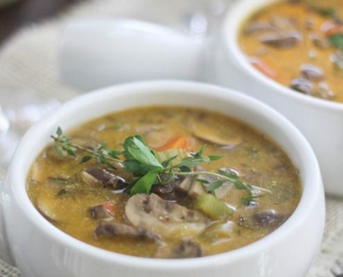 cholent soup