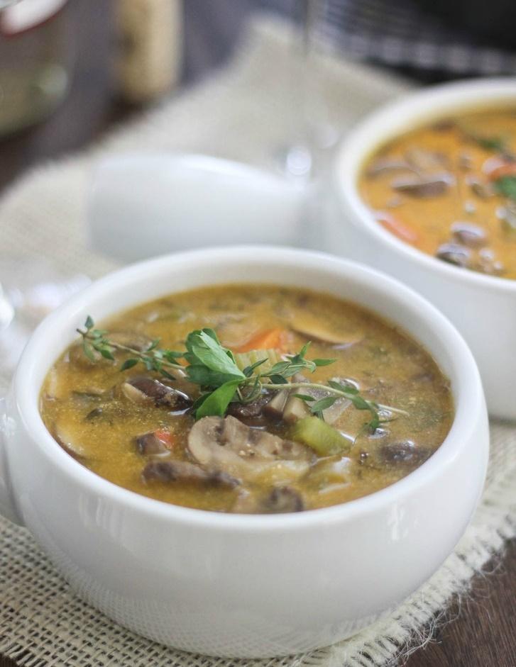 Vegetarian Cholent Soup Recipe Meat Variation