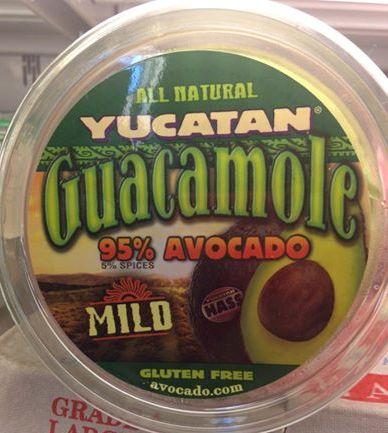 guacamole container