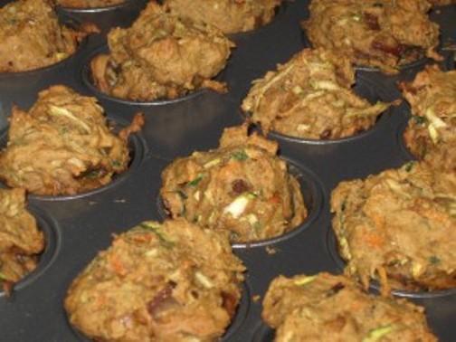 gluten-free savory muffins