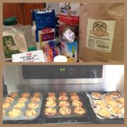 gluten-free muffins