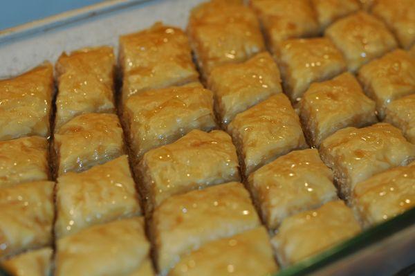 baklava recipe levana cooks