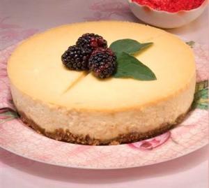 dairy-free cheesecake