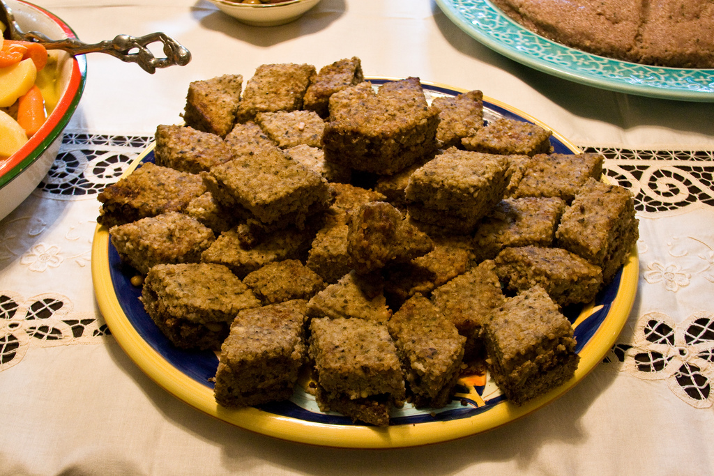 Baked Kibbeh Recipe Nice And Easy Levana Cooks