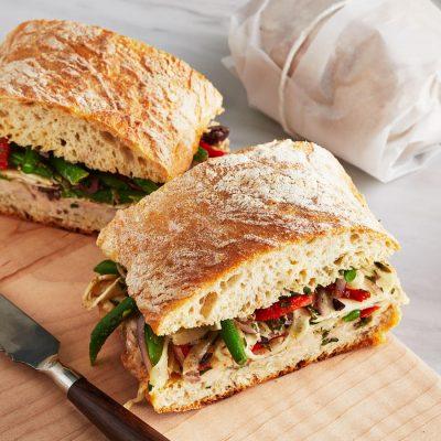 Sandwich tunisien