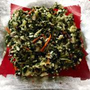Herb Cauliflower Salad