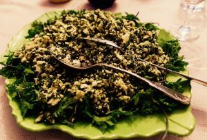 Herb Cauliflower Salad