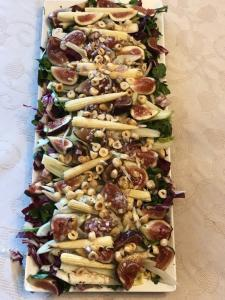 radicchio endive fennel salad