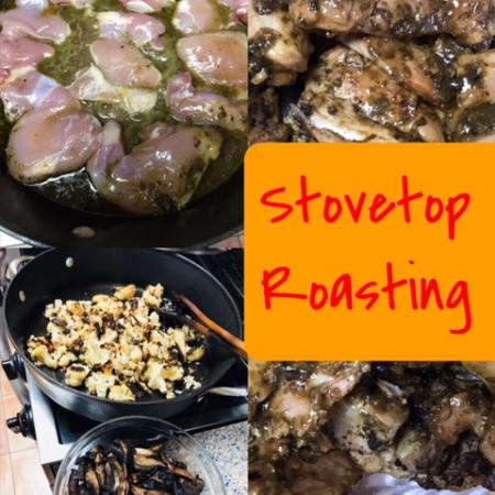 Stovetop Roasting