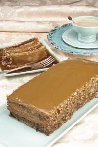 Marjolaine Cake