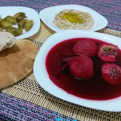 Kibbeh soup