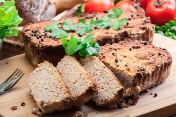 Seitan Loaf