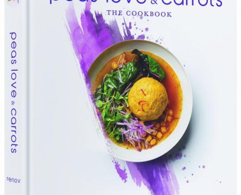 Love peas carrots cookbook