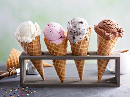 Chickpea Ice Cream