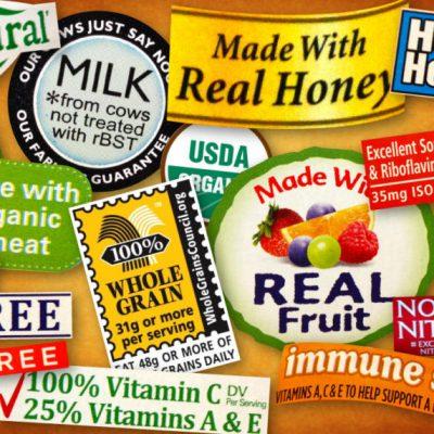 Misleading labels